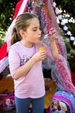Pembe Kız Çocuk Vd Payetlı Ucb Uzun Kol T-Shirt
