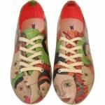 Dogo Oxford Cuban Kadın Ayakkabı