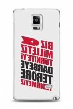Samsung Galaxy Note 4 Biz Milletiz Kılıf