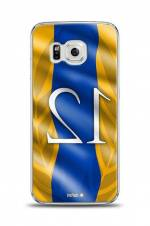 Samsung Galaxy S6 edge Lacivert Kılıf