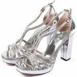 Gön Kadın Ayakkabı Gümüş 94763