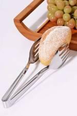 Paslanmaz Çelik Salata Maşası