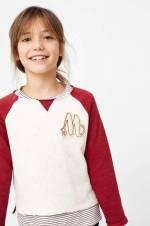 Vişne Çürüğü Kız Çocuk Sweatshirt