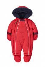 Kırmızı Siyah Erkek Bebek Astronot