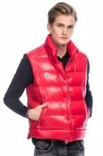 Erkek Tib Gilet Kırmızı Yelek 43350-05 68950