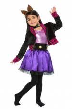 Monster High Clawdeen Çocuk Kostüm 7-9 Yaş