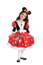Minnie Mouse Çocuk Kostüm 3-4 Yaş Wonderland /881872