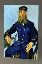 Vincent Van Gogh-Josep Roulin Tablo - 60X40