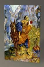 Vincent Van Gogh-The Good Samaritan - 60X40