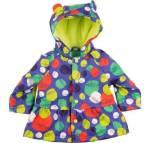 Tuc Tuc Kız Bebek Yağmurluk