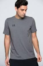 Erkek Füme T-shirt - CC Left Chest Lockup -