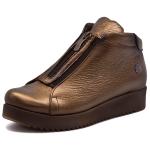 Mammamia D18Kb1755 Bakır Bayan Ayakkabı Çizme-Bot Bot