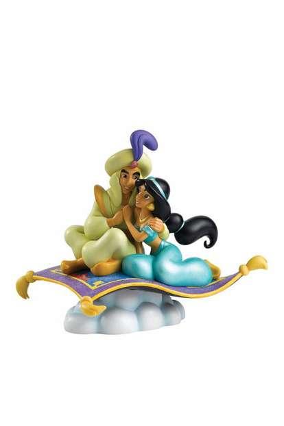 Enesco Enchanting Disney Jasmine /& Aladdin Figurine A Whole New World