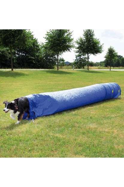 Trixie Köpek Agility Eğitim Tüneli Mavi 60 cm / 5 metre