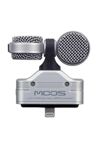 Zoom IQ7 Stereo Kayıt Mikrofonu iPhone/iPad/iPod Uyumlu